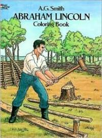 Coloring Book - Abraham Lincoln