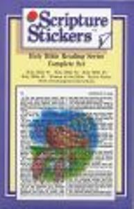 Scripture Stickers Reader's Series - Bible