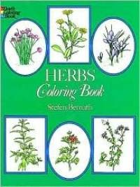 Coloring Book - Herbs