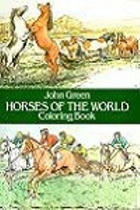 Coloring Book - Horses of the World