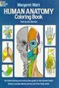 Coloring Book - Human Anatomy