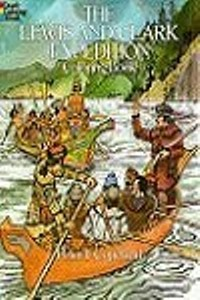 Coloring Book - Lewis & Clark Expedition, The