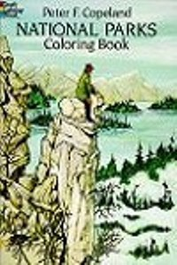 Coloring Book - National Parks