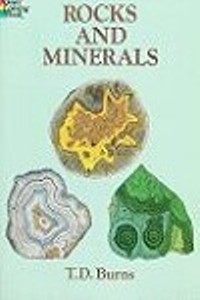 Coloring Book - Rocks & Minerals
