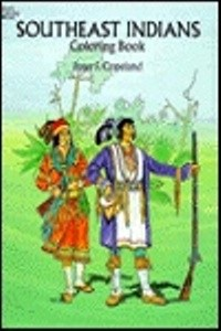 Coloring Book - Southeast Indians