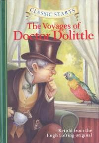 Voyages of Dr. Dolittle (Classic Starts)