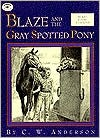 Blaze and the Grey-Spotted Pony