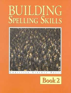 Building Spelling Skills Book 2 (2nd Edition)