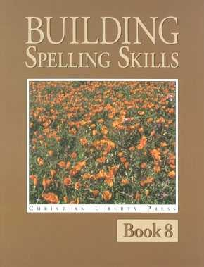 Building Spelling Skills Book 8 (2nd Edition)