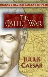 Gallic War (Dover Thrift)
