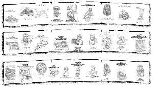 Literature Approach: Ancient History Time Line