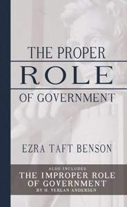The Proper Role of Government and The Improper Role of Government (1995)