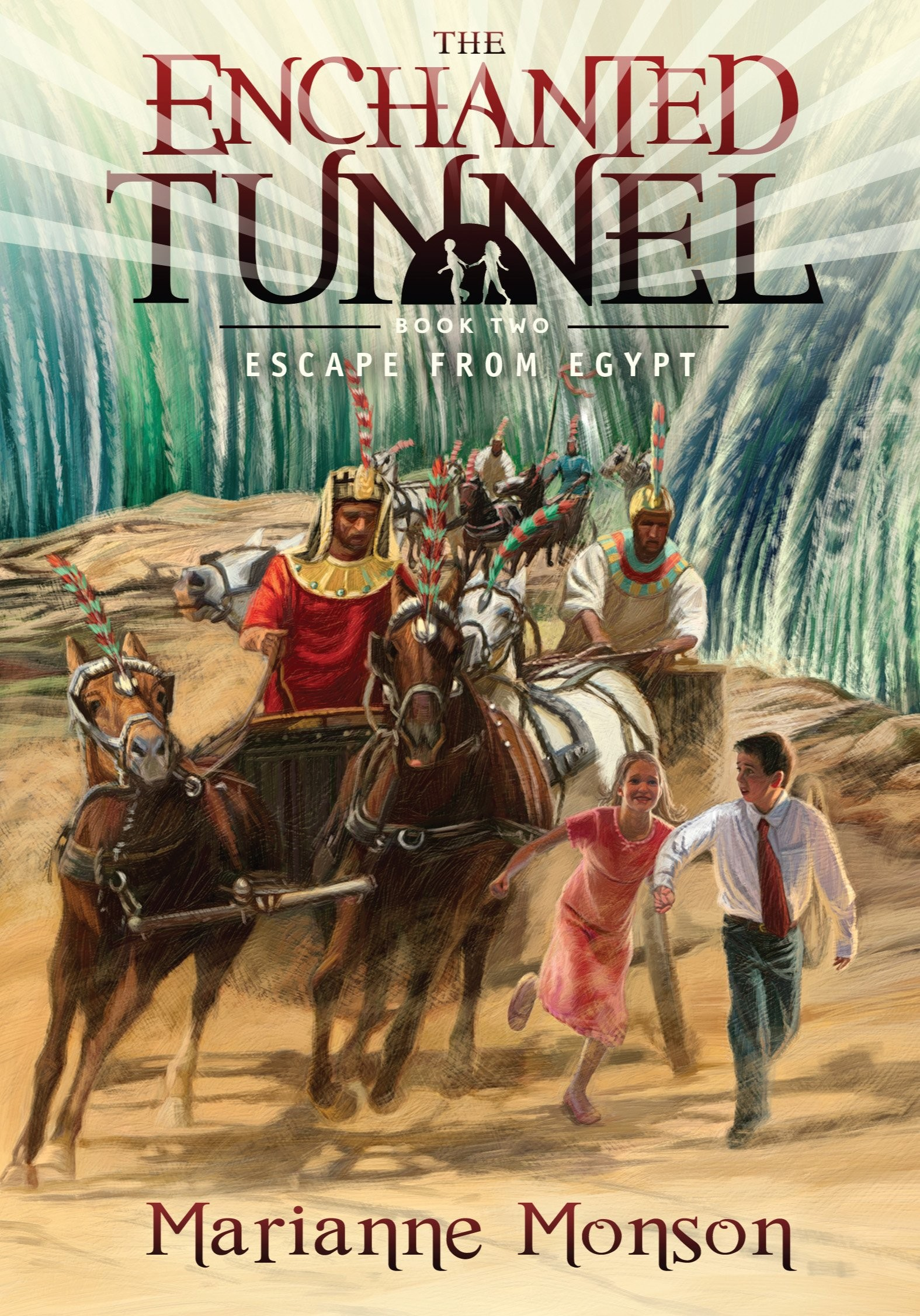 Escape from Egypt (The Enchanted Tunnel #2)
