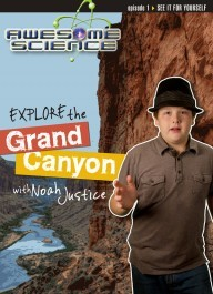 Explore the Grand Canyon with Kyle Justice - DVD