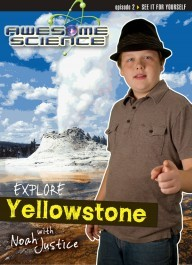 Explore Yellowstone with Kyle Justice - DVD