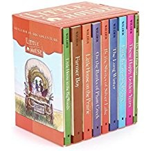 Little House Boxed Set of 9