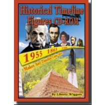 Historical Timeline Figures CD