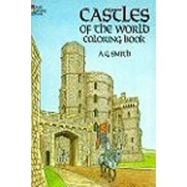 Coloring Book - Castles of the World