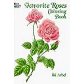 Coloring Book - Favorite Roses
