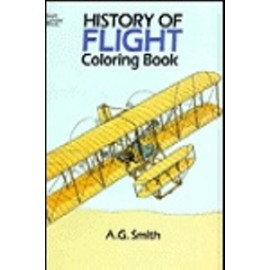 Coloring Book - History of Flight