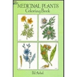 Coloring Book - Medicinal Plants