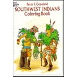 Coloring Book - Southwest Indians