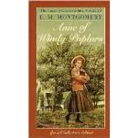 Anne of Green Gables #04 Anne of the Windy Poplars