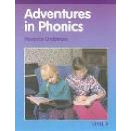 Adventures in Phonics Level B Workbook (Grade 1)