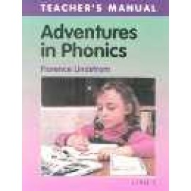 Adventures in Phonics Level C Teacher's Manual (Grade 2)