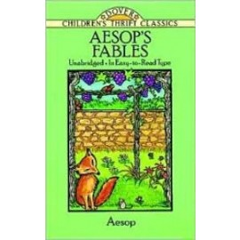 Aesop's Fables (Children's Thrift Classics)