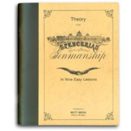 Spencerian Penmanship Theory Book