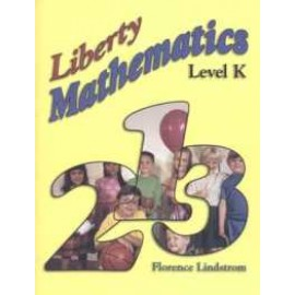 Liberty Mathematics Level K (Grade K)