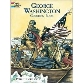 Coloring Book - George Washington