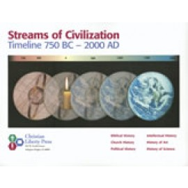 Streams of Civilization - Historical Charts