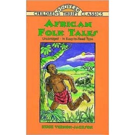 African Folk Tales (Children's Thrift Classics)