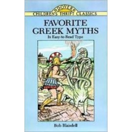 Favorite Greek Myths (Children's Thrift Classics)