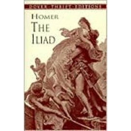 Iliad, The (Dover Thrift)