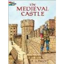 Coloring Book - Medieval Castle, The