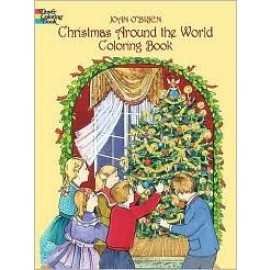 Christmas Around the World (Coloring Book)