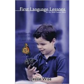 First Language Lessons for the Well-Trained Mind - Level 1