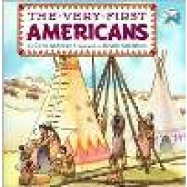 The Very First Americans (All Aboard Reader)