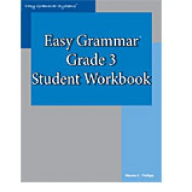 Easy Grammar 3 Student Workbook