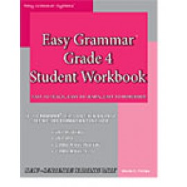 Easy Grammar 4 Student Workbook