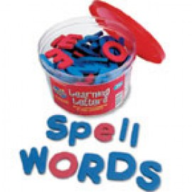 Learning Letters (magnetic)
