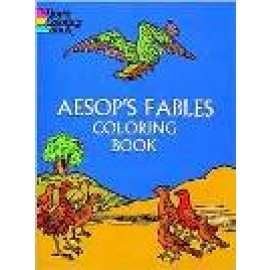 Aesop's Fables (Coloring Book)