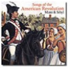Songs of the American Revolution - CD