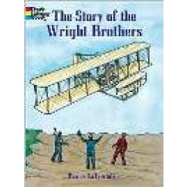Coloring Book - Story of the Wright Brothers