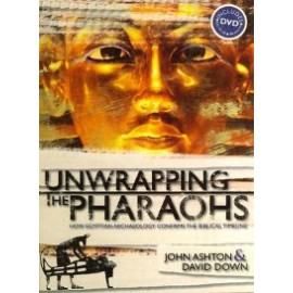 Unwrapping the Pharaohs - book/DVD