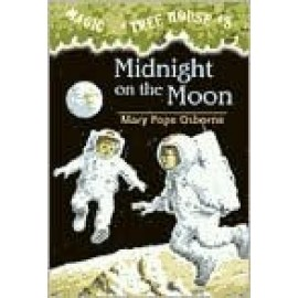 Magic Tree House 8: Midnight on the Moon