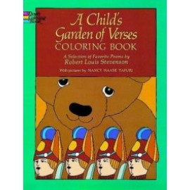 A Child's Garden of Verses (Coloring Book)